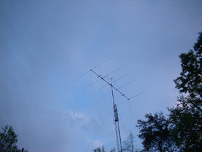 HF and UHF/VHF Antennas by Mosley Electronics - Amateur